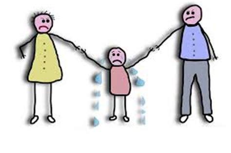 Negative effects of divorce on children essay